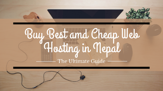 Cheap Web Hosting in Nepal