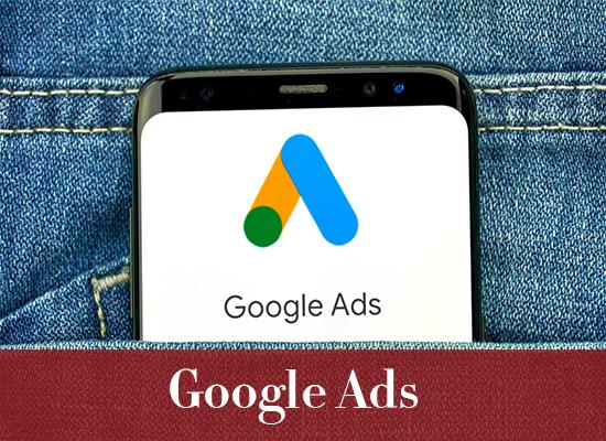 interactive marketing through google ads